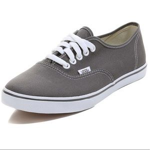 VANS Authentic Lo Pro Sneaker pewter